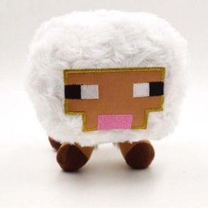 Minecraft Sheep Plush 6.5 inches Brand New